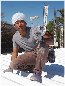 岐阜の雨漏り修理の達人 吉田博樹