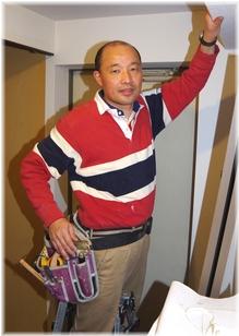 北海道の雨漏り修理の達人 高木淳平