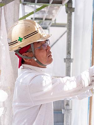 兵庫の雨漏り修理の達人 小幡清士