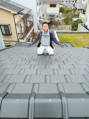 京都の雨漏り修理の達人 西出勉