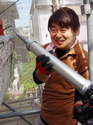 滋賀の雨漏り修理の達人 高橋彰