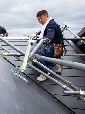 京都の雨漏り修理の達人 髙向龍平