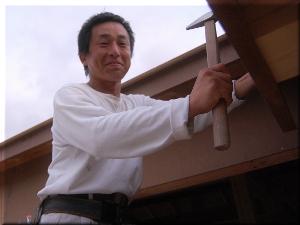 奈良の雨漏り修理の達人 中村篤生