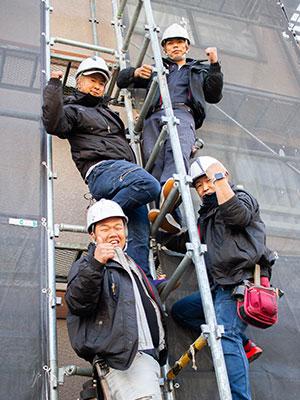 奈良の雨漏り修理の達人 田中浩司