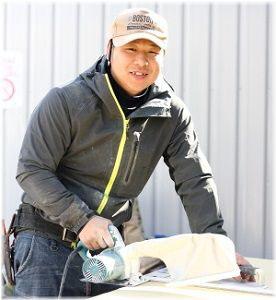 新潟の雨漏り修理の達人 田邊翔