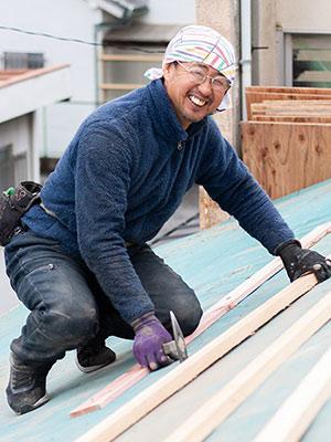 大阪の雨漏り修理の達人 合田茂