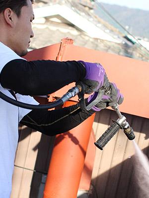 大阪の雨漏り修理の達人 池本竜也