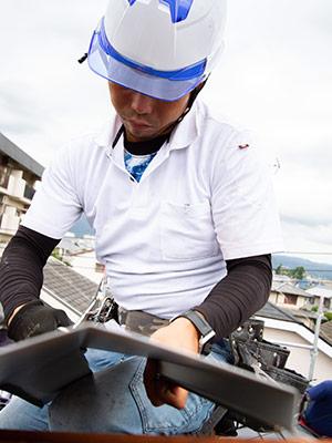 大阪の雨漏り修理の達人 高橋輝