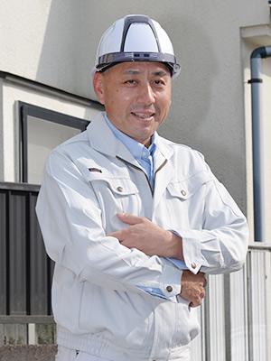 東京の雨漏り修理職人 山田干城