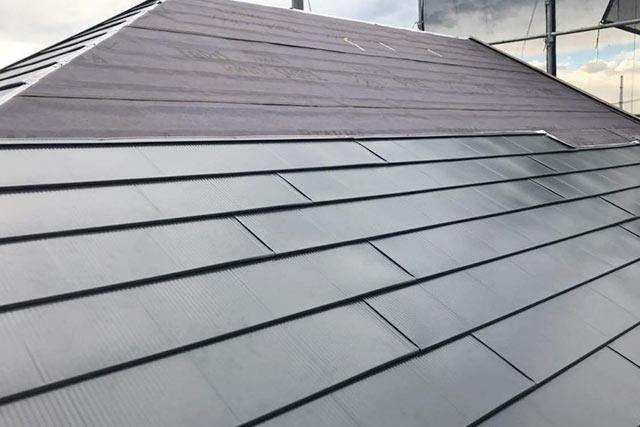 屋根カバー(重ね葺き)工法の費用相場