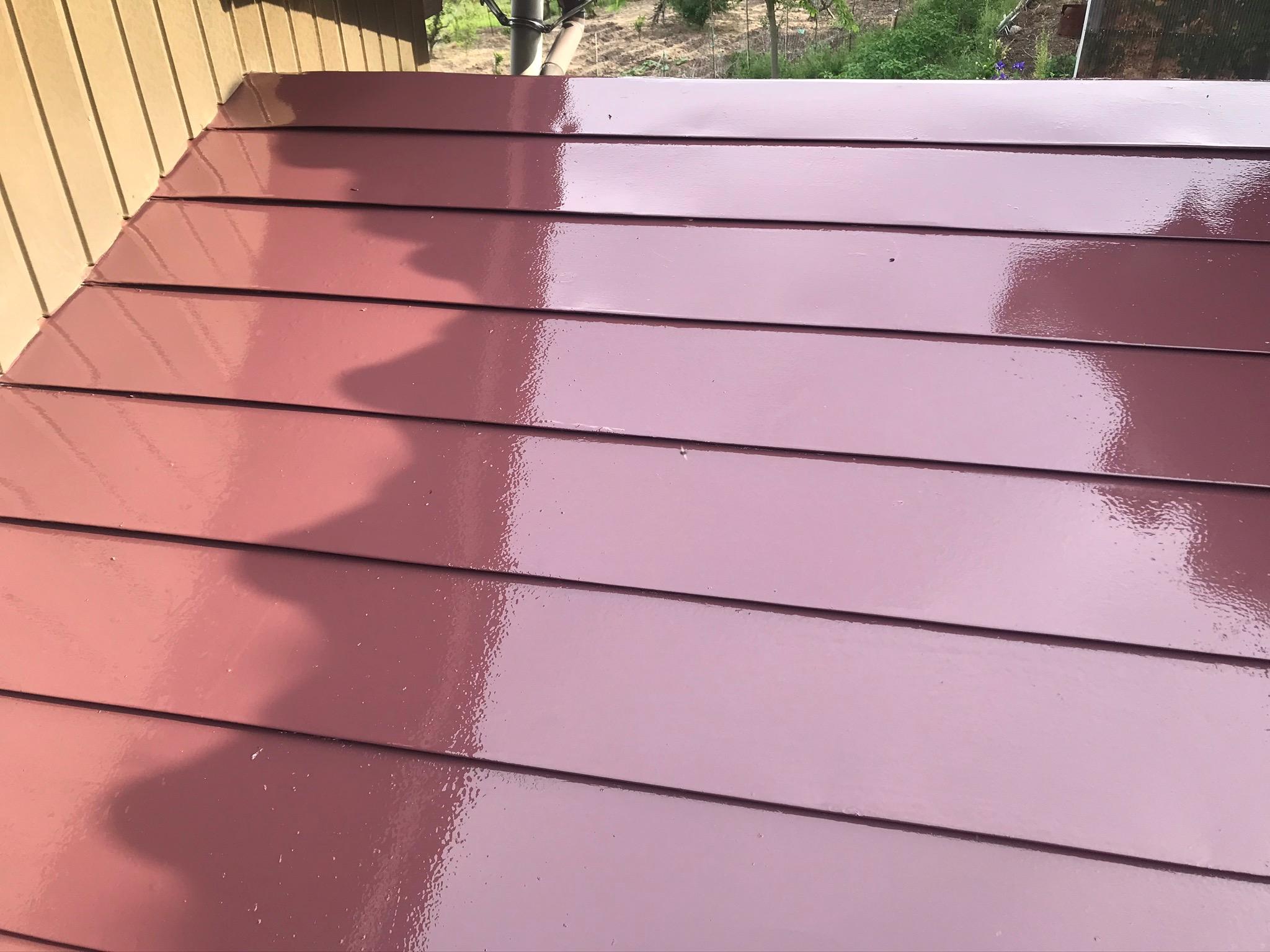 トタン屋根の特徴やメンテナンスについて