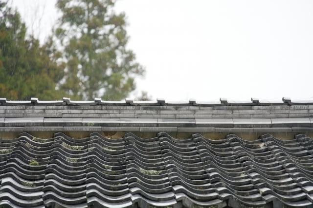 屋根修理の場合