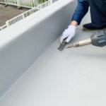 陸屋根の雨漏り修理について
