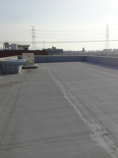 雨漏りを事前にブロック!陸屋根の防水はメンテナンスが大事